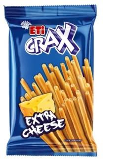 CRAX CHEESE STICK 123GRx11