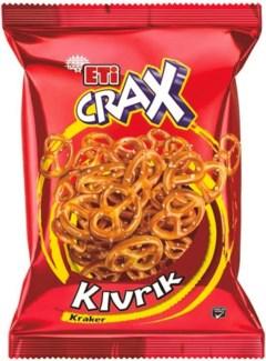 CRAX PRETZEL CRACKERS 122GRx14