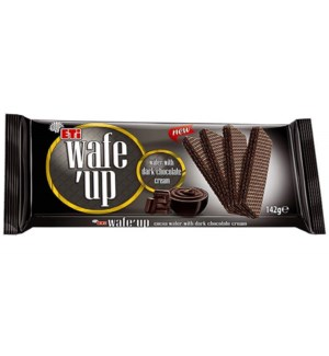 WAFE UP DARK CHOCOLATE WAFERS 142Gx20(S.PROMO)