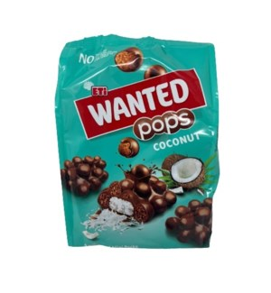 WANTED BUMBA CHOCO & COCONUT BAG 126Gx12