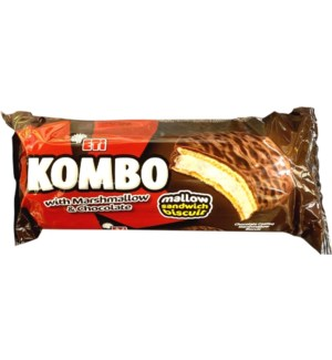 KOMBO W/MALLOW AND CHOCOLATE 304GRX12
