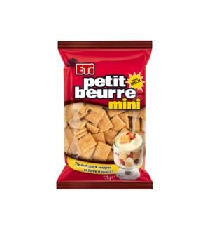 PETIT BEURRE MINI 175GRx12