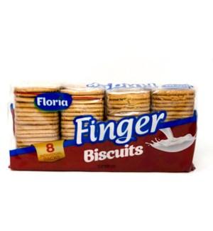 FLORIA FINGER BISCUIT (100G*8) 800GRx6