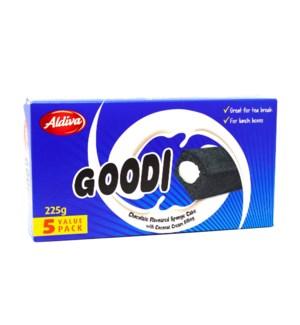 GOODI CAKE W/CHOC. SAUCE (45GRx5)x24