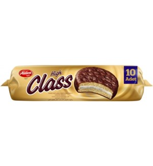 HIGH CLASS 100% CHOCOLATE MARSHMALLOW BISCUIT 220GRx18