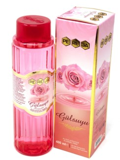 ROSE WATER 400CCx48