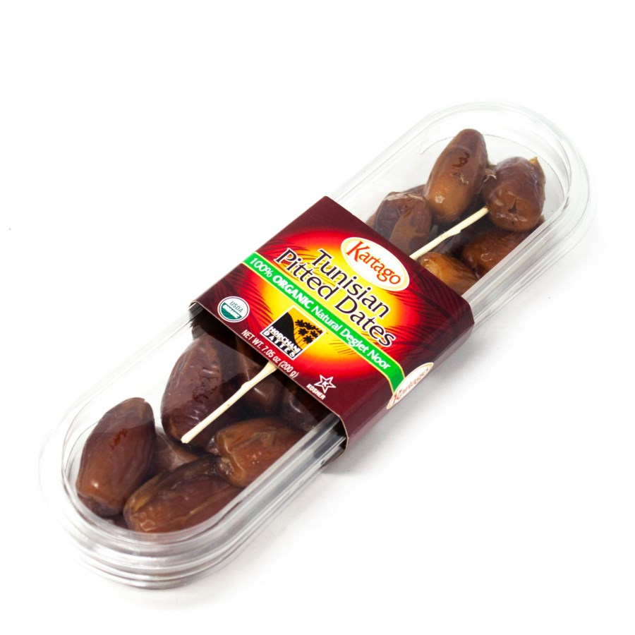 ORGANIC PITTED DATE (200G) 7OZx12