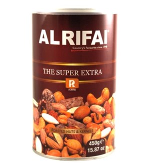 SUPER EXTRA MIX TIN 450GRx12