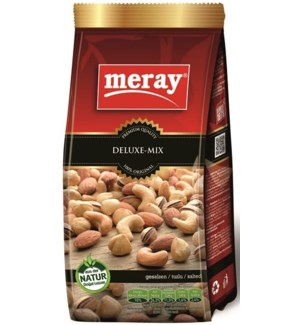 DELUXE MIXED NUTS SALTED 340GRx12