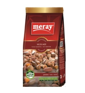 NUSS MIXED NUTS SALTED 340GRx12