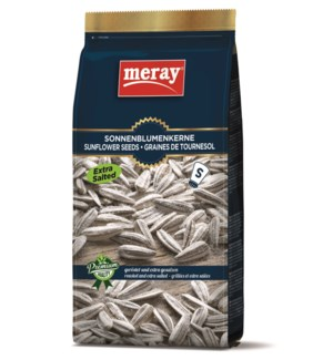 SUNFLOWER SEEDS EXTRA SALT 300GRx14