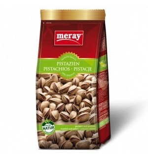 TURKISH PISTACHIOS ROASTED AND SALTED 300GRx12