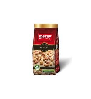 NUT MIXTURE DELUXE ROASTED AND SALTED 300GRx12