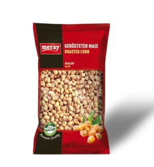 MAIZE ROASTED SALTED 180GRx12