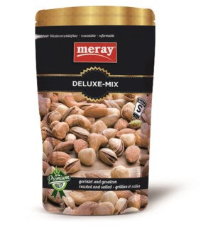 NUT MIXTURE DELUXE ROASTED AND SALTED 150GRx10