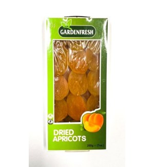 DRIED APRICOT 7OZ X 24