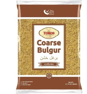 COARSE BULGUR 900Gx12