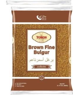 BROWN FINE BULGUR 900Gx12