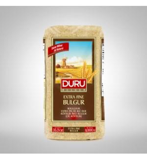 Duru Extra Fine Bulgur (1000g x 10pcs)