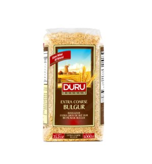 Duru Extra Coarse Bulgur (1000g x 10pcs)