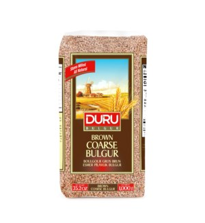 Duru Brown Coarse Bulgur 1 KGX10