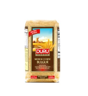 Duru Medium  Bulgur 107 #2 1KGX10