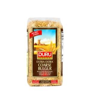 Duru Extra Extra Coarse Bulgur (1000g x 10pcs)