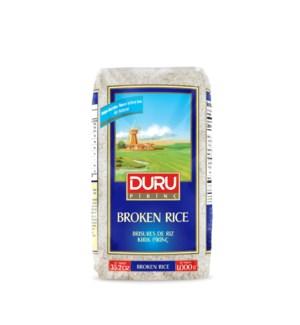 Duru Broken rice  (1000g x 10pcs)
