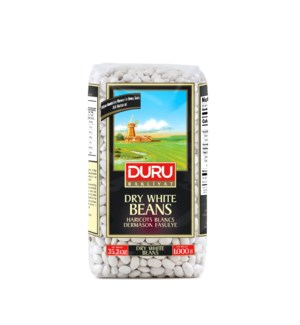 Duru White Kidney Beans 1KGX10
