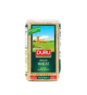 Duru Peeled wheat (1000g x 10pcs)