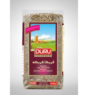 Duru Freekeh/ Green Roasted wheat (1000g x 10pcs)