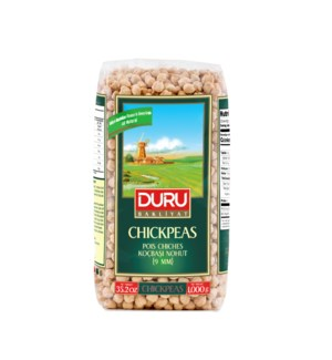 Duru Chick Peas 9mm 1KGX10