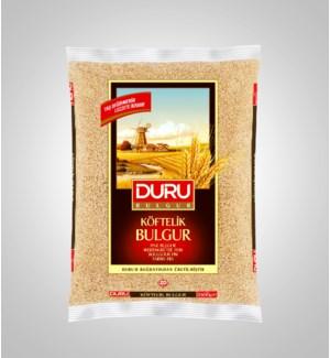 Duru Fine Bulgur  (2500g x 6pcs)