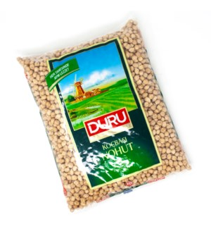 Duru ChickPeas 9mm (2500g x 6pcs)