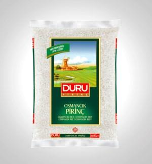 Duru Osmancik Rice (2500g x 6pcs)