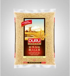 Duru Extra Coarse Bulgur(2500g x 6pcs)