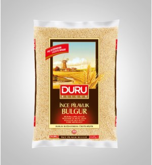 Duru Medium  Bulgur(2500g x 6pcs)