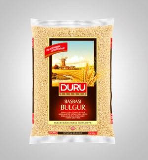 Duru Extra Extra Coarse Bulgur(2500g x 6pcs) (OCT PROMO)