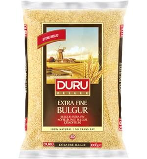 Duru Brown Extra Fine Bulgur(2500g x 6pcs)