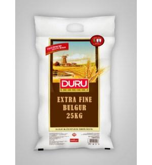 Duru Extra Fine Bulgur 25kg