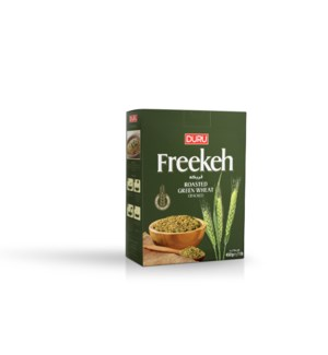 Duru Freekeh/ Green Roasted Wheat (450g x 6pcs)