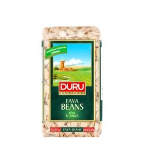 Duru Fava Beans Large (800grx10pcs)