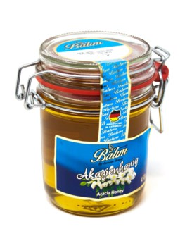 ACACIA HONEY JAR 450GRX8 (R.promo)