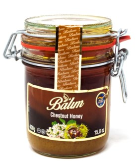 CHESNUT HONEY JAR 450GRX8 (R.promo)