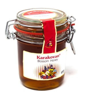 KARAKOVAN BLOSSOM HONEY JAR 450GRx8