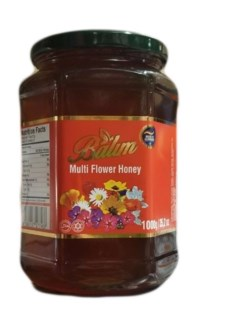 BLOSSOM HONEY JAR 1KGx11 (R.promo)