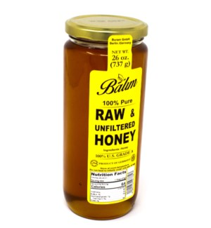 BLOSSOM PURE HONEY 625GRX12