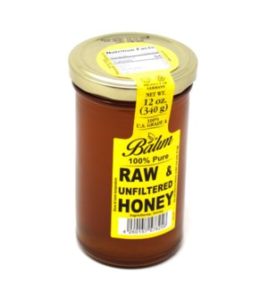 BLOSSOM PURE HONEY 340GRX11