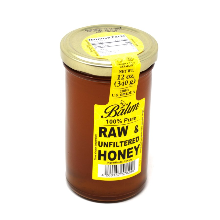 BLOSSOM PURE HONEY 340GRX12