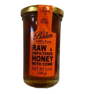 PURE HONEY WITH COMB 340GRx11